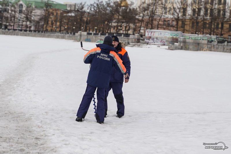 MCHS led gorodskoy prud 17