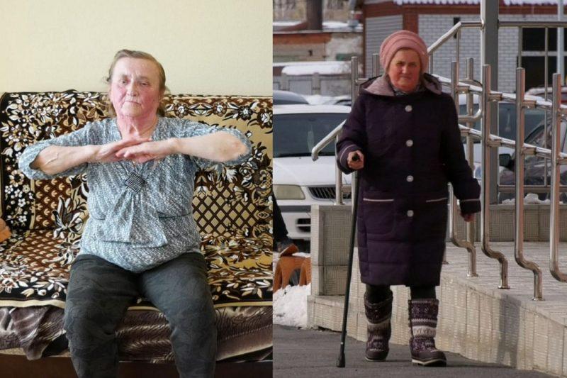 В Ишиме 81-летней пациентке заменили оба тазобедренных сустава