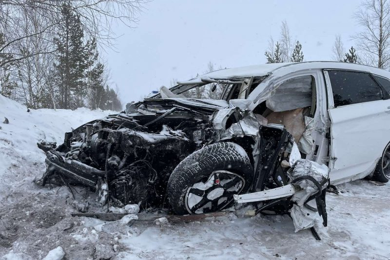 Две женщины погибли в ДТП на югорской трассе