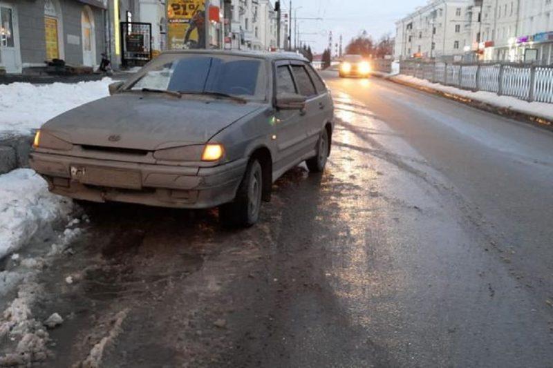 Молодой екатеринбуржец, 75 раз нарушивший ПДД, сбил пешехода