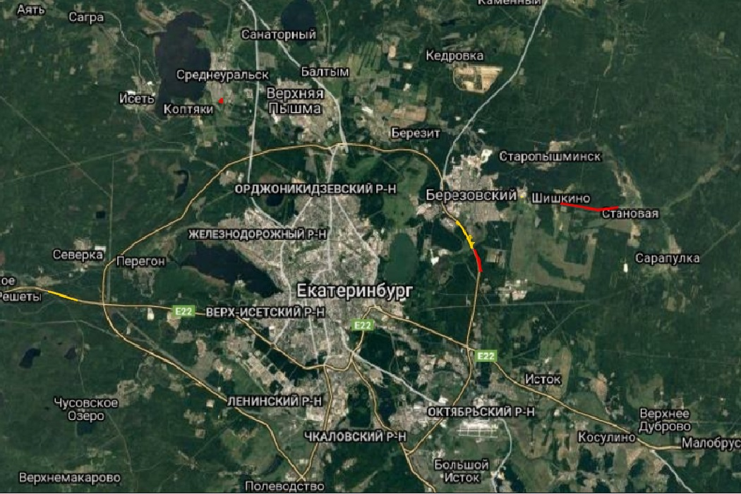 На Урале создана карта распространения борщевика