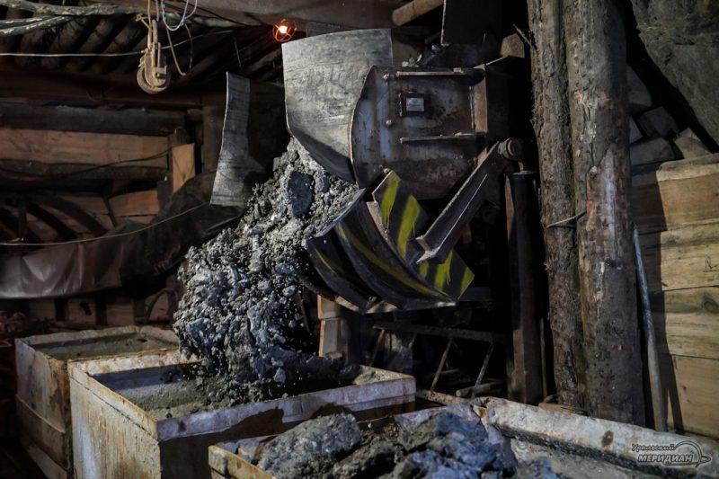 mariinskiy priisk ruda izumrud mestorozhdenie shahty 114