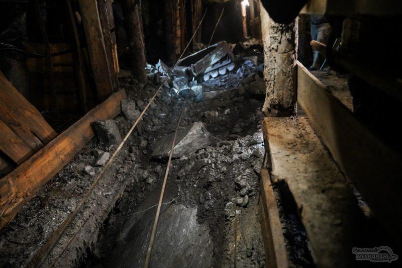 mariinskiy priisk ruda izumrud mestorozhdenie shahty 125