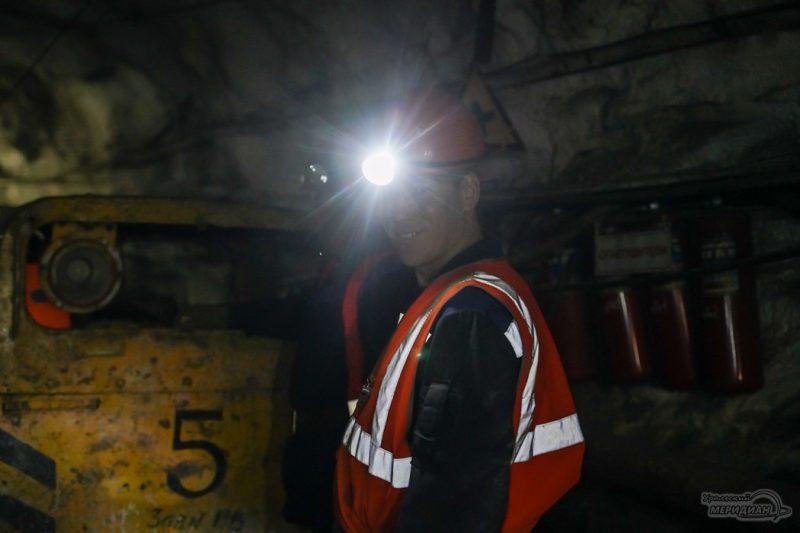 mariinskiy priisk ruda izumrud mestorozhdenie shahty 136