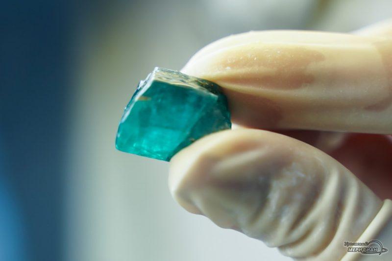 mariinskiy priisk ruda izumrud mestorozhdenie shahty 150