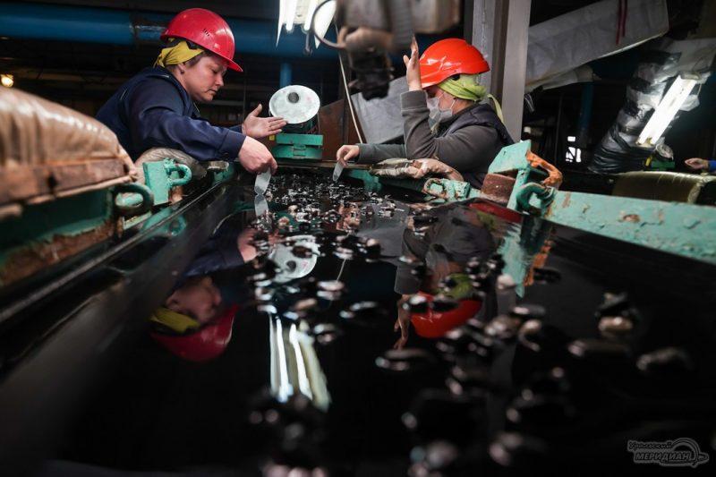 mariinskiy priisk ruda izumrud mestorozhdenie shahty 183