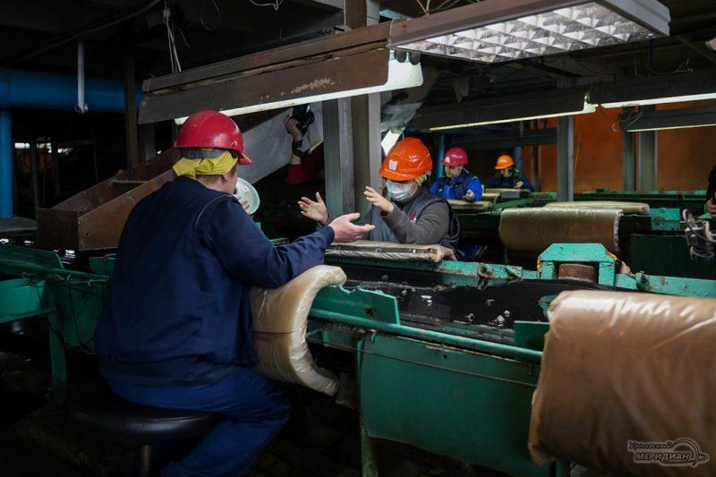 mariinskiy priisk ruda izumrud mestorozhdenie shahty 189
