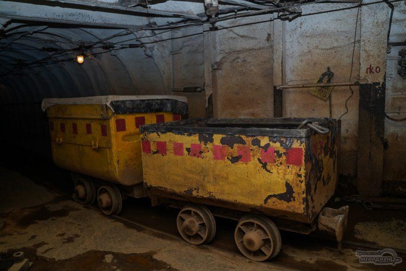mariinskiy priisk ruda izumrud mestorozhdenie shahty 96