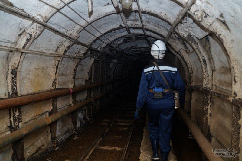 mariinskiy priisk ruda izumrud mestorozhdenie shahty 99