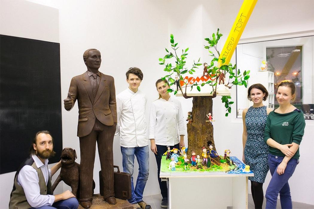 Никита Гусев: Человек, создающий искусство, которое можно есть