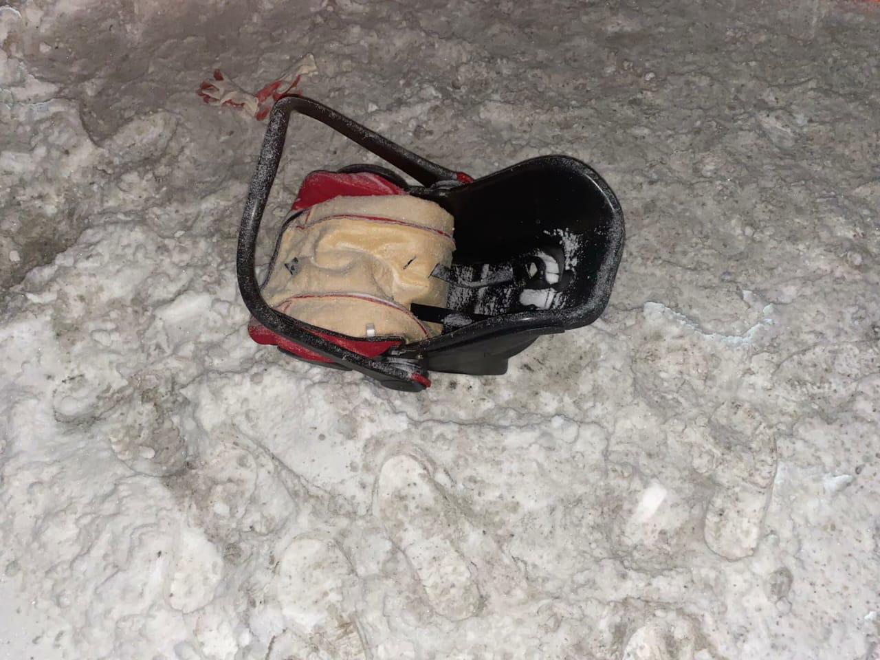 Тюменка с тремя детьми пострадали в ДТП на трассе