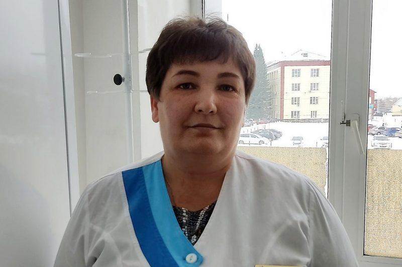 Тюменский школьный фельдшер победила во всероссийском конкурсе