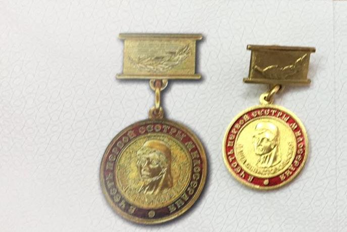 Тюменский терапевт получила награду имени Даши Севастопольской 1