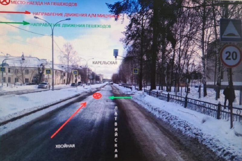 В Екатеринбурге сотрудники ГИБДД ищут виновника ДТП с двумя пострадавшими
