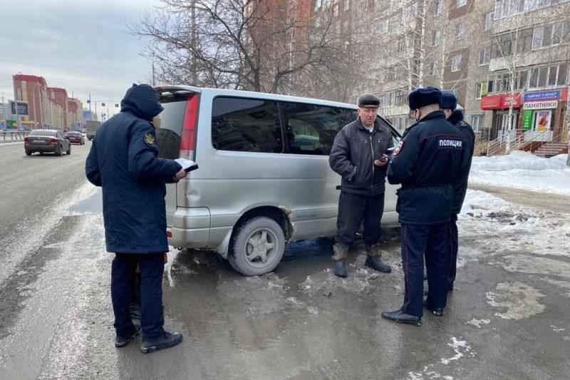 В Тюмени водитель 54 раза нарушил ПДД и не знал об этом