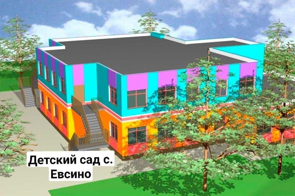 В Тюменской области в этом году откроются восемь детских сад и семь школ