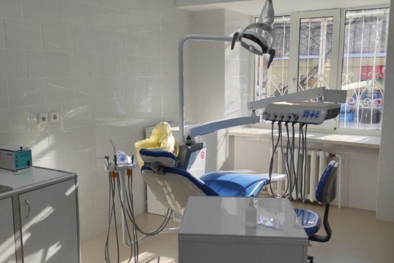 В тюменской поликлинике №4 открыли детское стоматологическое отделение