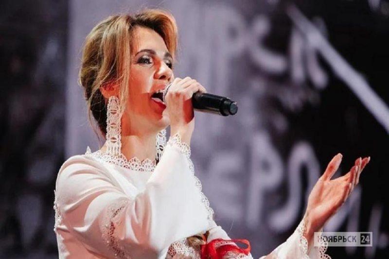Известная певица из Ноябрьска даст первый сольный концерт