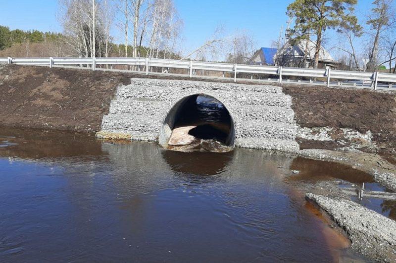 В посёлке под Асбестом 7-летний мальчик упал в реку и погиб