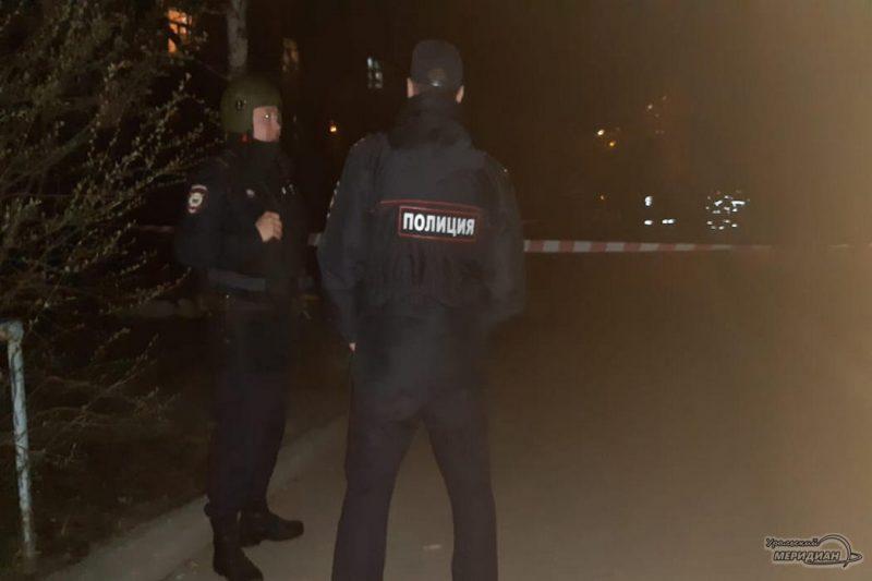 Evakuatsiya doma Ekaterinburg 1