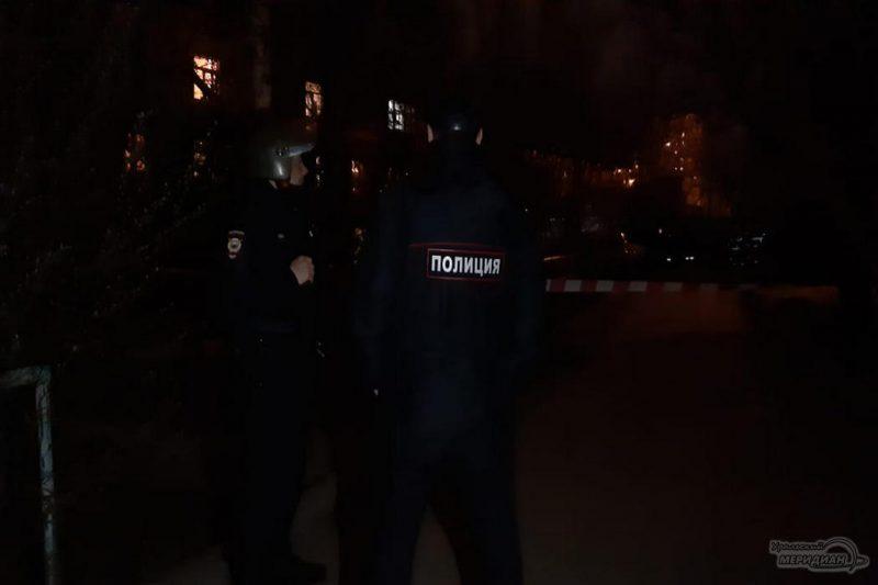 Evakuatsiya doma Ekaterinburg 2