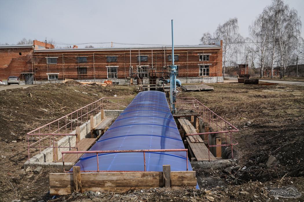 Водоканал избавит Химмаш от неприятного запаха в 2021 году