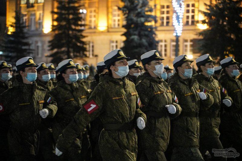 Repetitsiya Parada Pobedy Ekaterinburg TSVO 21 22.04.21 12