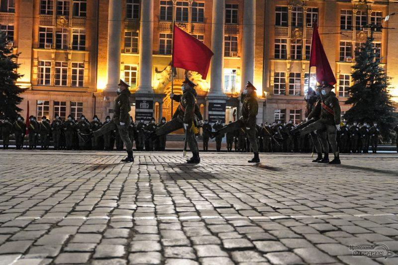 Repetitsiya Parada Pobedy Ekaterinburg TSVO 21 22.04.21 21