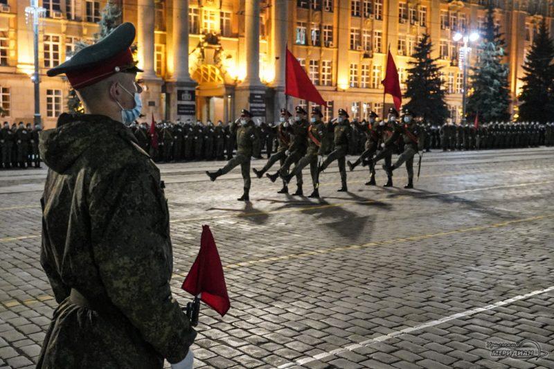 Repetitsiya Parada Pobedy Ekaterinburg TSVO 21 22.04.21 24