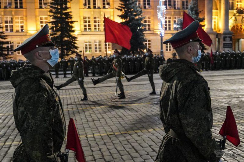 Repetitsiya Parada Pobedy Ekaterinburg TSVO 21 22.04.21 25