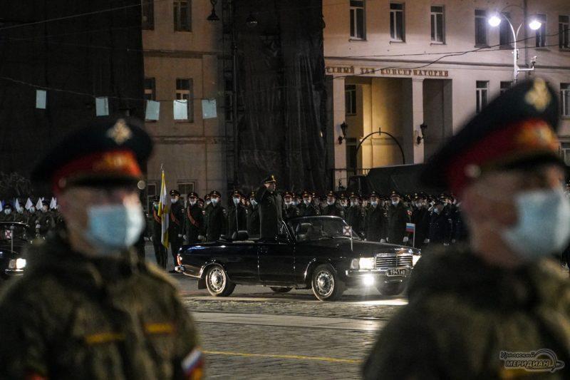 Repetitsiya Parada Pobedy Ekaterinburg TSVO 21 22.04.21 28