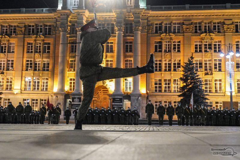 Repetitsiya Parada Pobedy Ekaterinburg TSVO 21 22.04.21 3