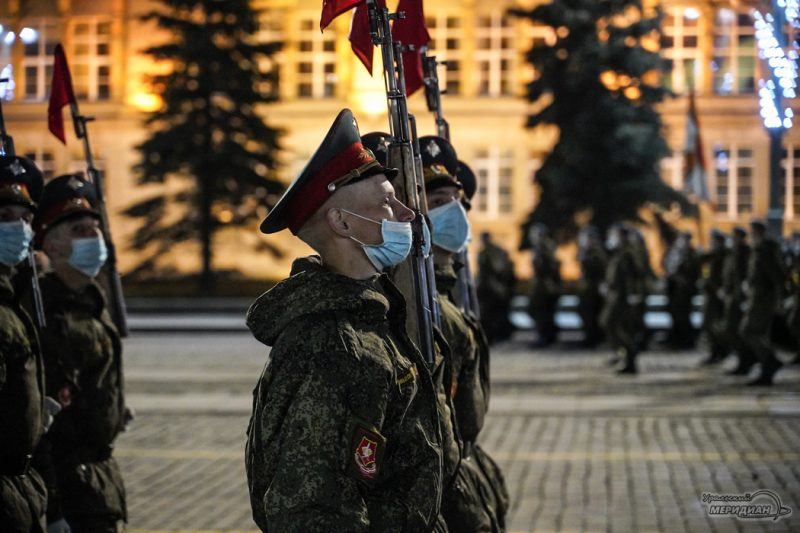 Repetitsiya Parada Pobedy Ekaterinburg TSVO 21 22.04.21 30