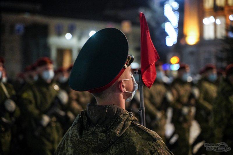 Repetitsiya Parada Pobedy Ekaterinburg TSVO 21 22.04.21 33