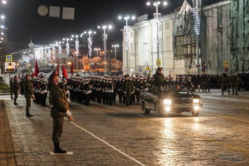 Repetitsiya Parada Pobedy Ekaterinburg TSVO 21 22.04.21 4
