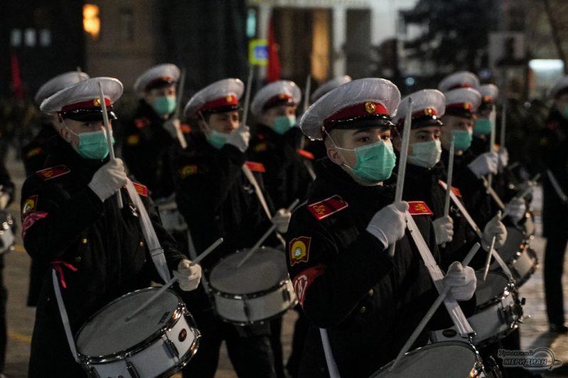 Repetitsiya Parada Pobedy Ekaterinburg TSVO 21 22.04.21 5