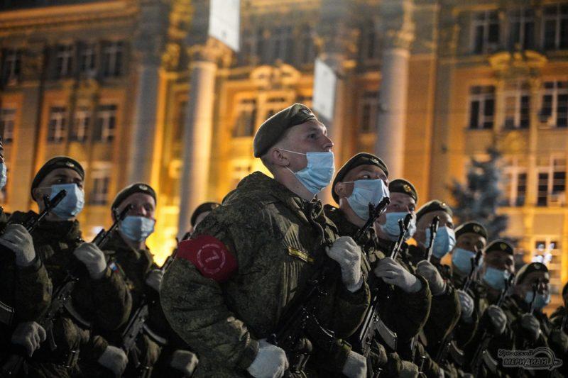 Repetitsiya Parada Pobedy Ekaterinburg TSVO 21 22.04.21 7