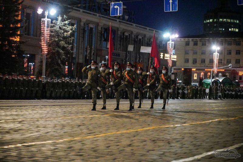 Repetitsiya parada Pobedy Ekaterinburg 26.04.21 20