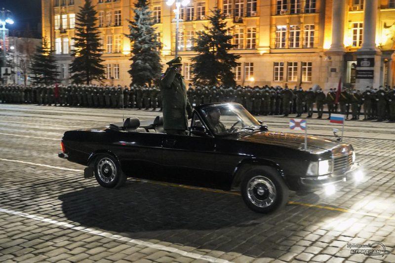 Repetitsiya parada Pobedy Ekaterinburg 26.04.21 24