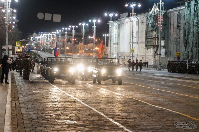Repetitsiya parada Pobedy Ekaterinburg 26.04.21 25