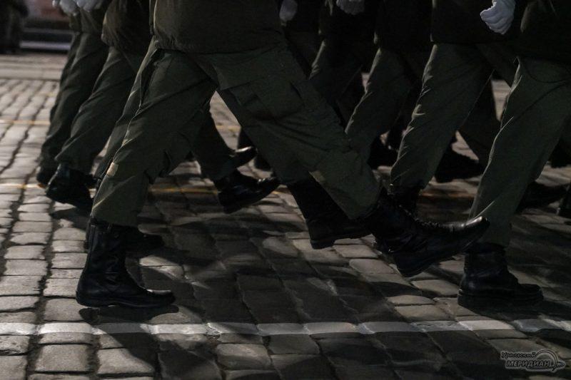 Repetitsiya parada Pobedy Ekaterinburg 26.04.21 26