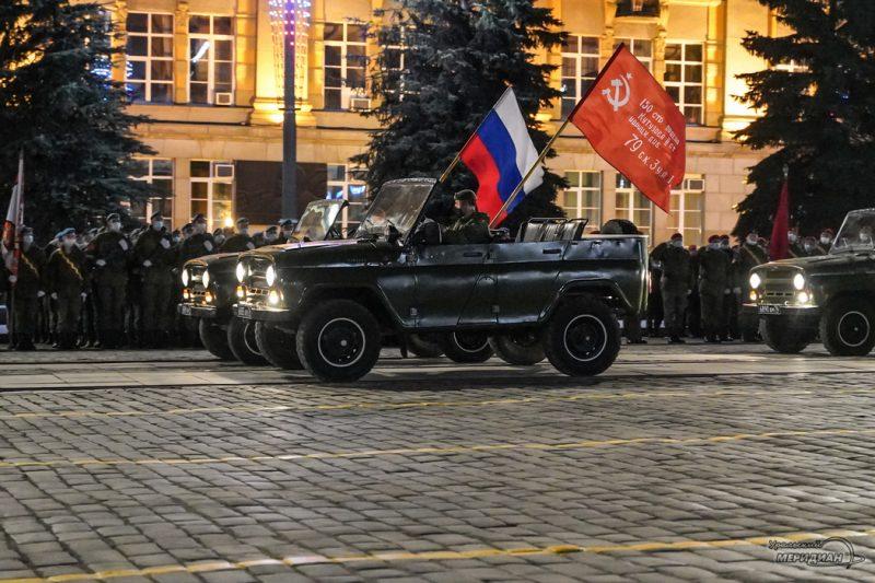 Repetitsiya parada Pobedy Ekaterinburg 26.04.21 27