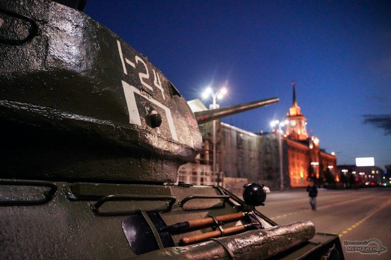 Repetitsiya parada Pobedy Ekaterinburg 26.04.21 3