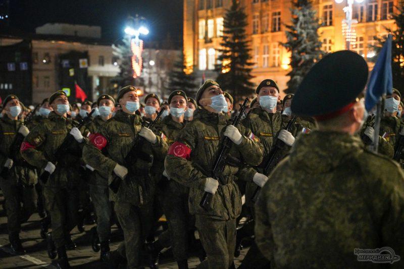 Repetitsiya parada Pobedy Ekaterinburg 26.04.21 32