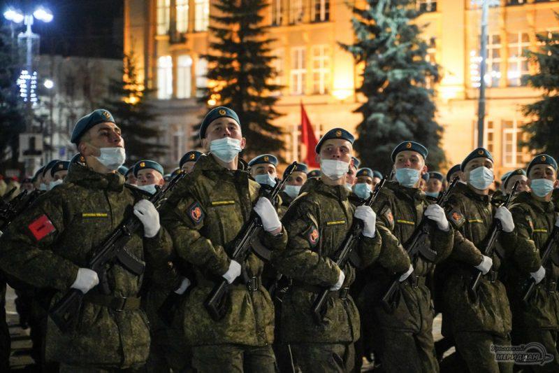 Repetitsiya parada Pobedy Ekaterinburg 26.04.21 33