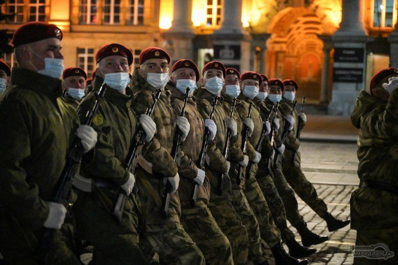 Repetitsiya parada Pobedy Ekaterinburg 26.04.21 34