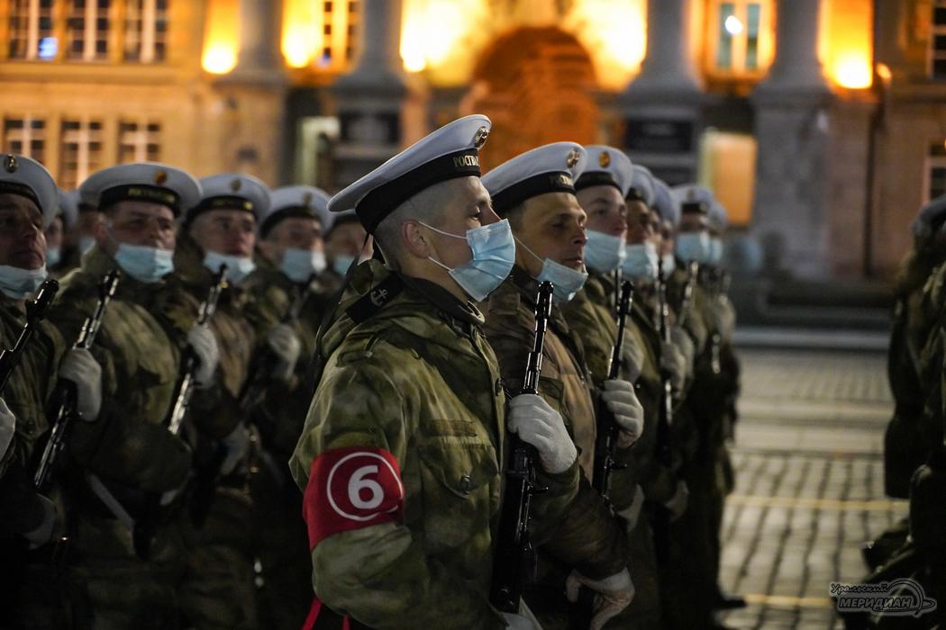 Военная техника присоединилась к репетиции парада Победы в Екатеринбурге