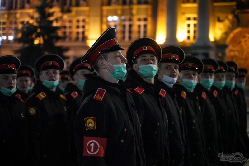 Repetitsiya parada Pobedy Ekaterinburg 26.04.21 41