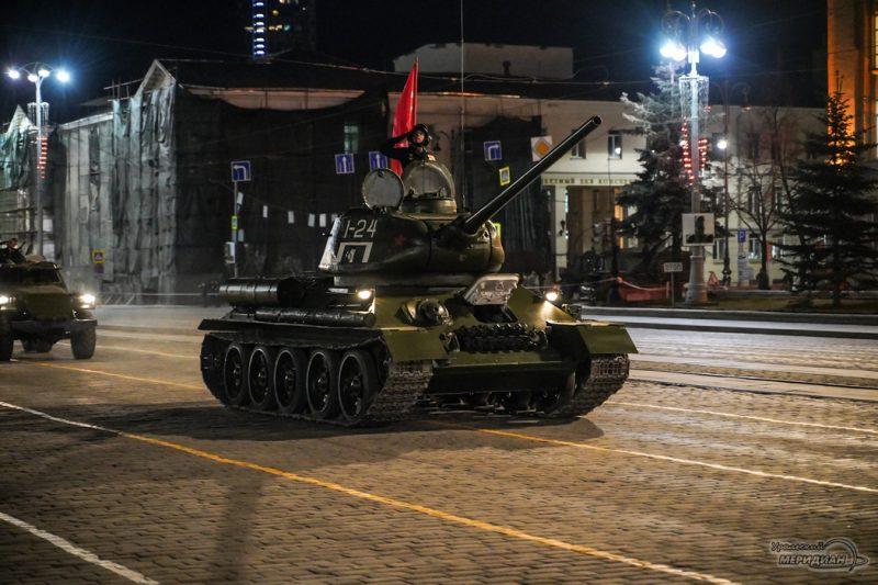 Repetitsiya parada Pobedy Ekaterinburg 26.04.21 43