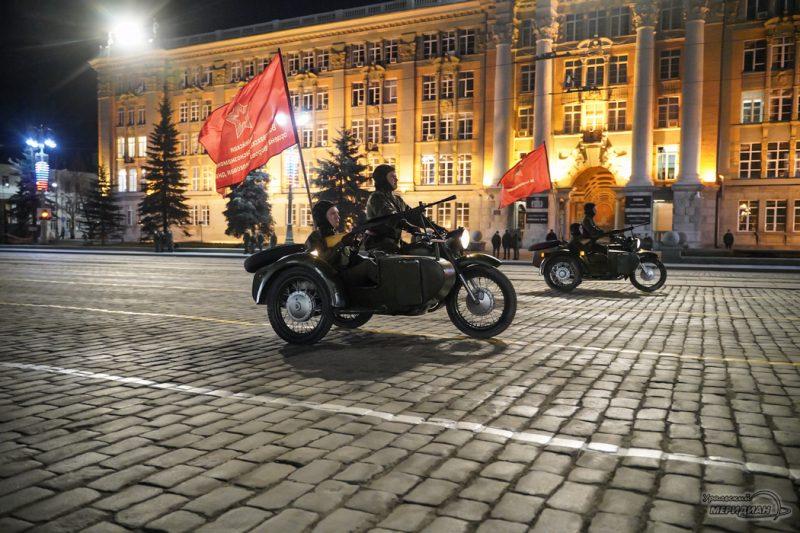 Repetitsiya parada Pobedy Ekaterinburg 26.04.21 44